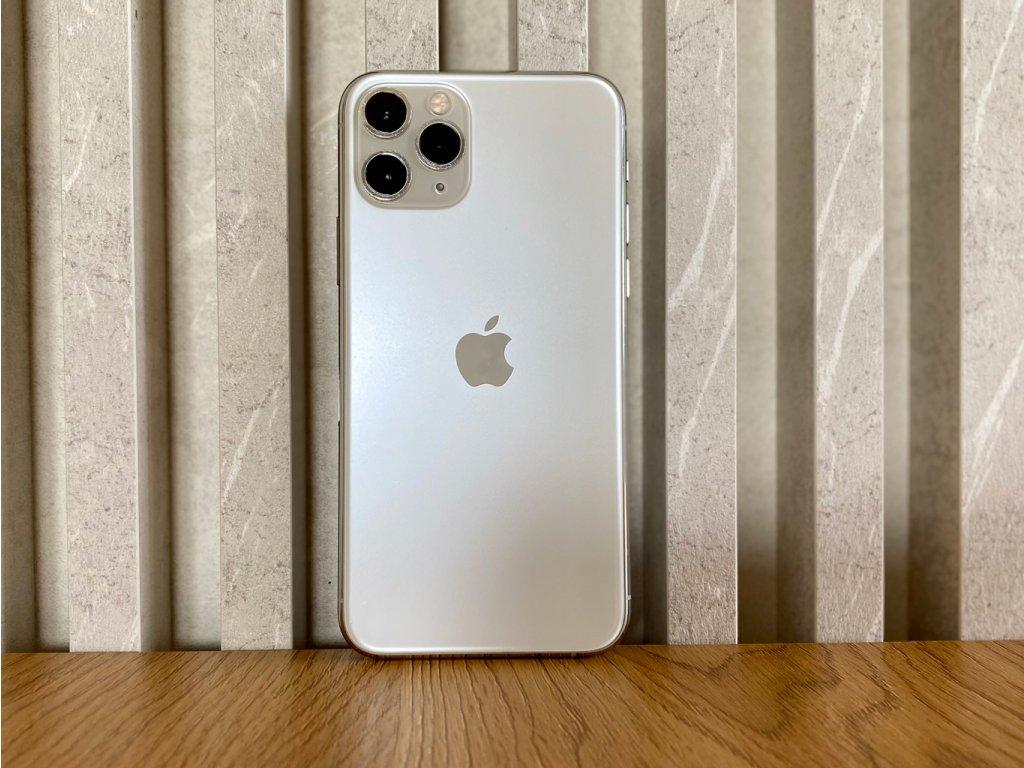 iPhone 11 pro 256gb Silver - Repasovaný - Záruka 24 mesiacov