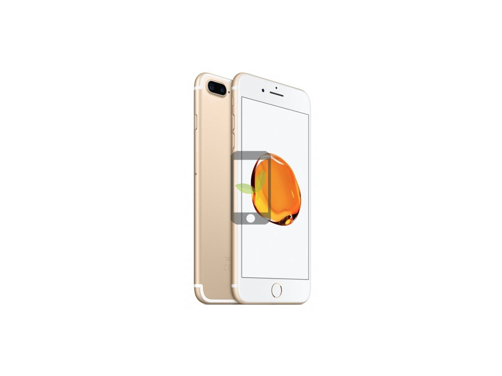 iPhone 7 plus 256gb Gold - Repasovaný - Záruka 2 roky