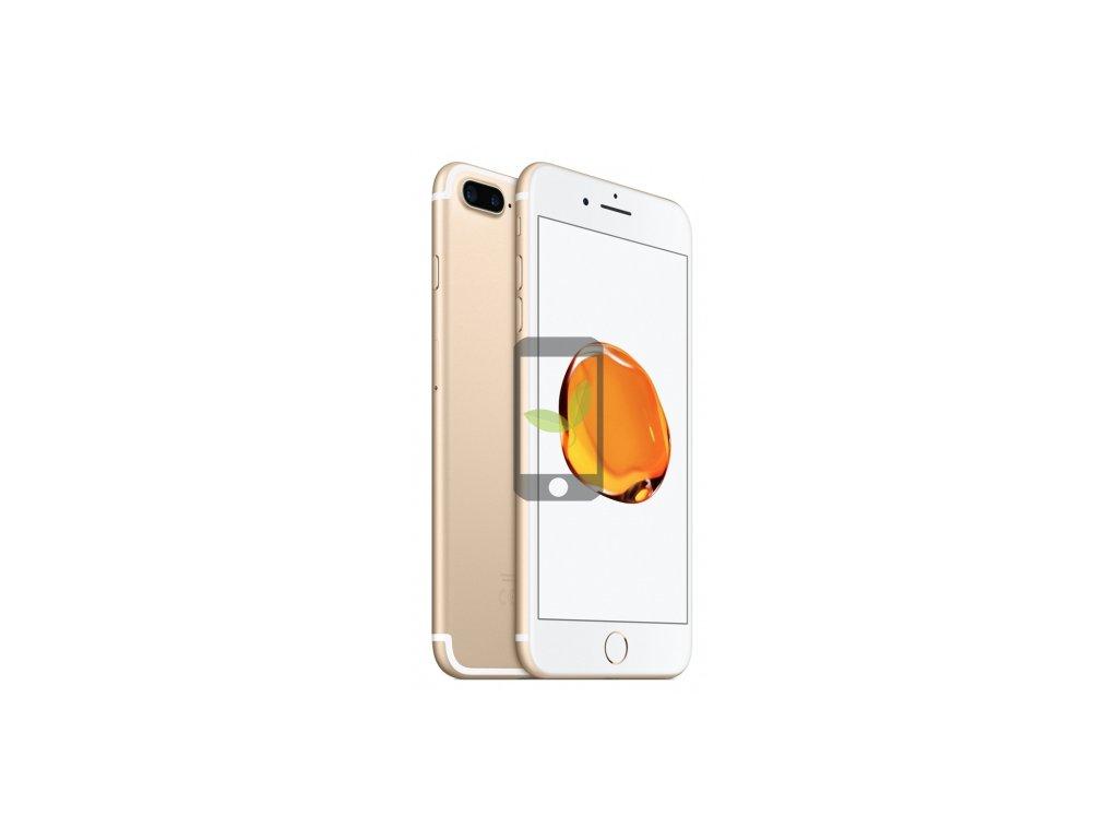 iPhone 7 plus 256gb Gold - Repasovaný - Záruka 24 mesiacov
