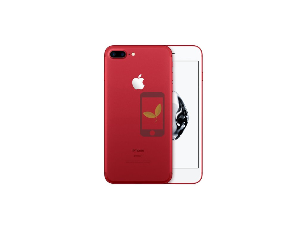 iPhone 7 plus 256gb Red - Repasovaný - Záruka 24 mesiacov