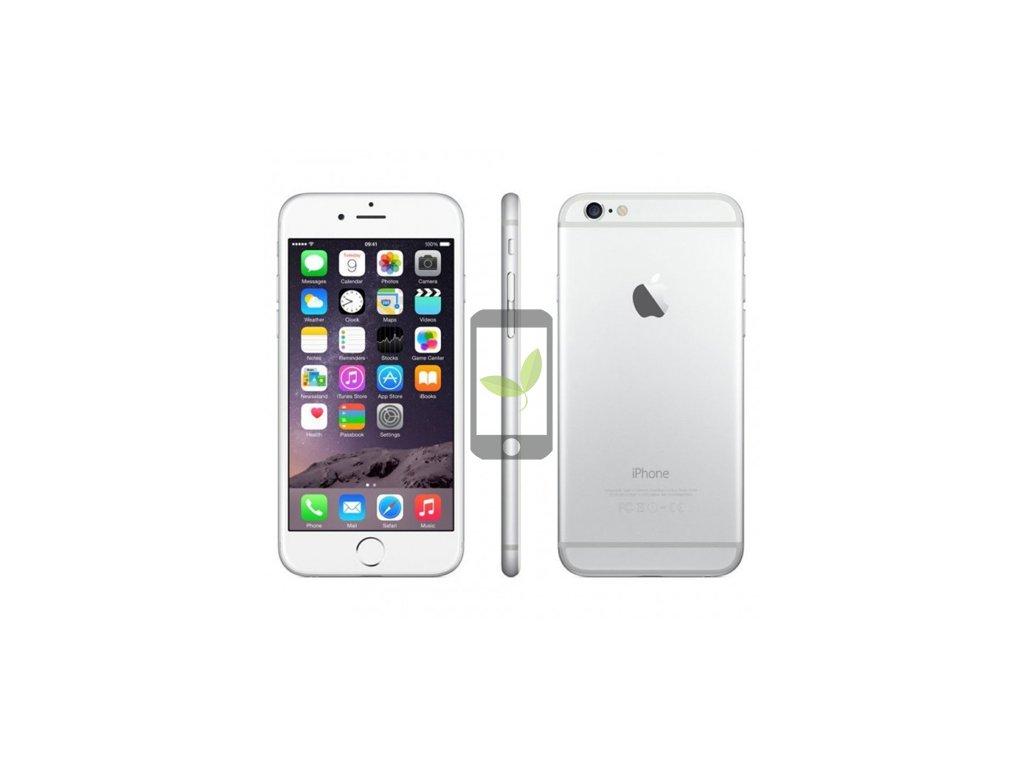 iPhone 6 16gb Silver - Repasovaný - Záruka 2 roky