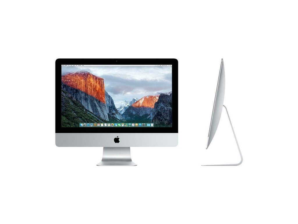 iMac 21,5 2015, 2,8Ghz i5, 8Gb RAM, 256Gb SSD Disk, Intel HD Graphics 6200 - TRIEDA A