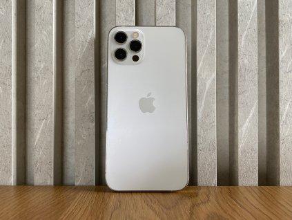 iPhone 12 pro 128gb Silver - Repasovaný - Záruka 24 mesiacov