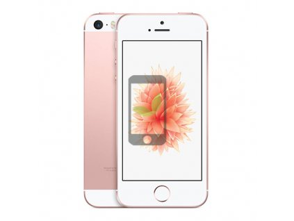 iPhone SE 64gb Rose Gold - Repasovaný - Záruka 2 roky
