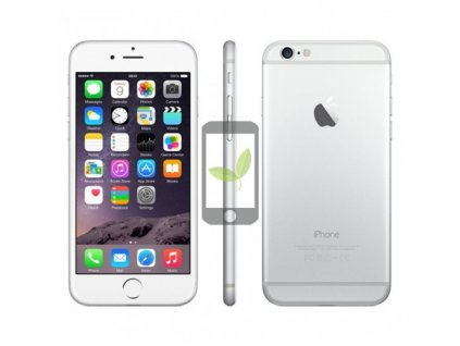 iPhone 6 32gb Silver - Repasovaný - Záruka 2 roky