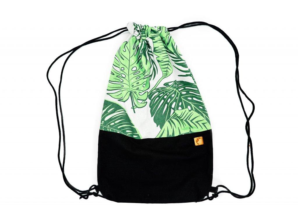 Bavlněný batůžek - TROPIC