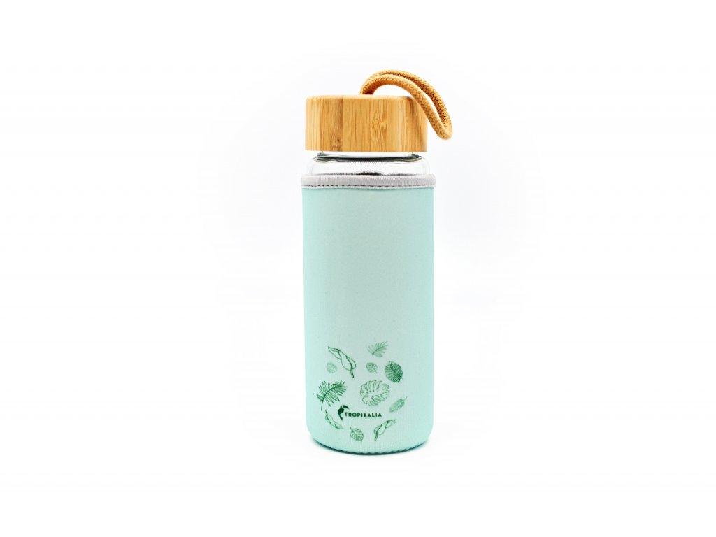 Obal na skleněnou láhev - MINT