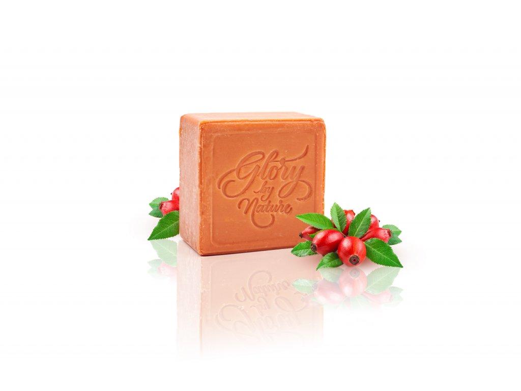 RED CLAY SOAP (exfoliační mýdlo - revitalizační a čistící pro všechny typy pleti)