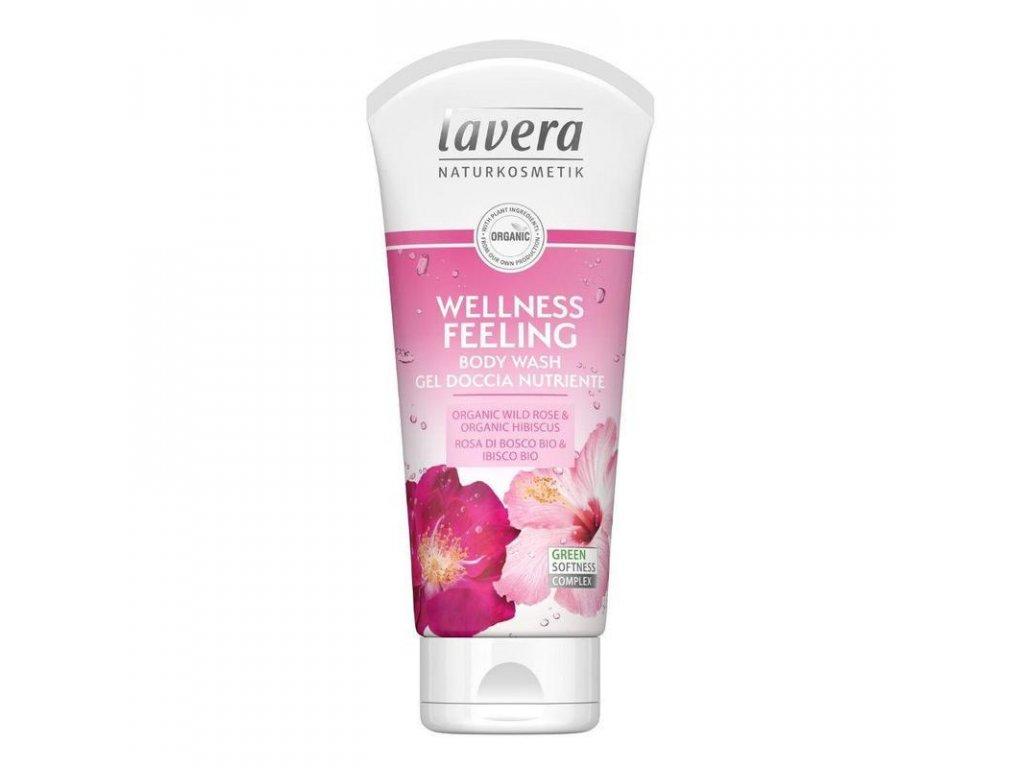 5FA4D293 658E 4183 90A3 1514D93D5050 lavera sprchovy gel wellness feeling 200ml z1