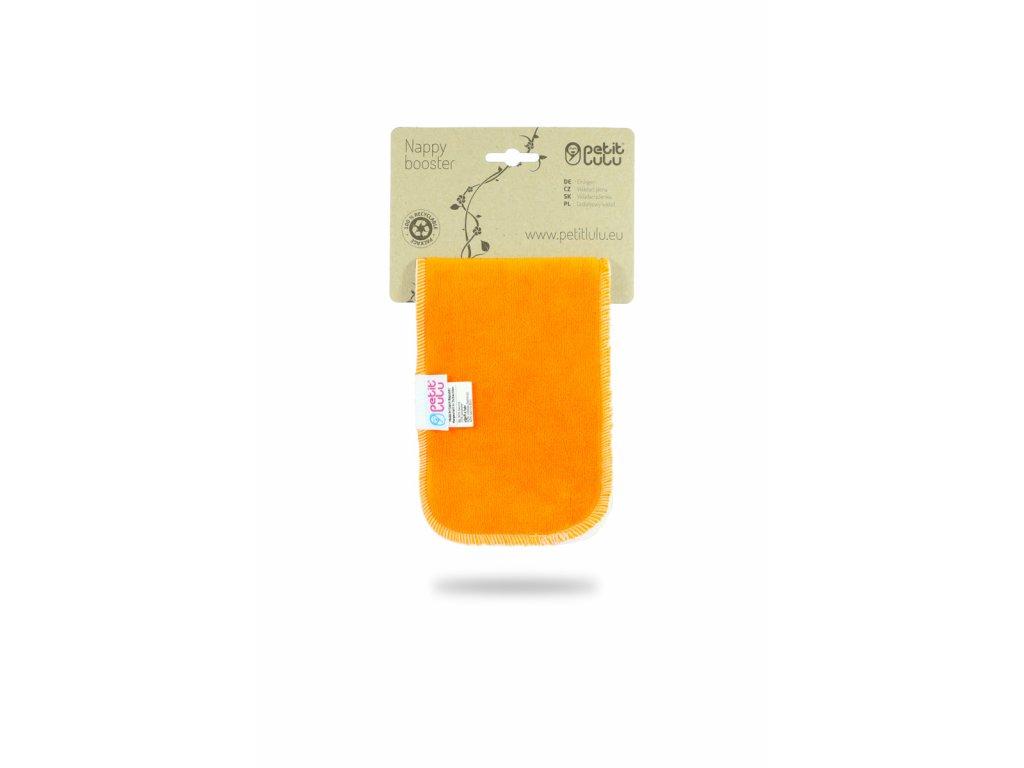 oranzova vkladaci plena kratka