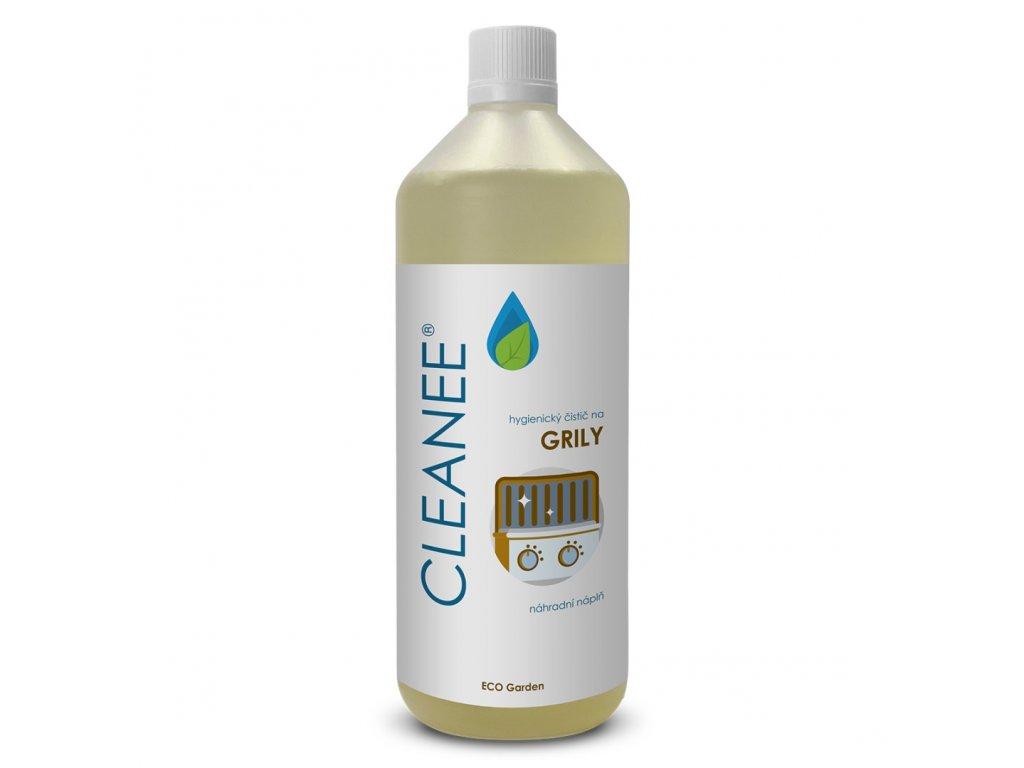 cleanee eco garden hygienicky cistic na grily 1l nahradni napln
