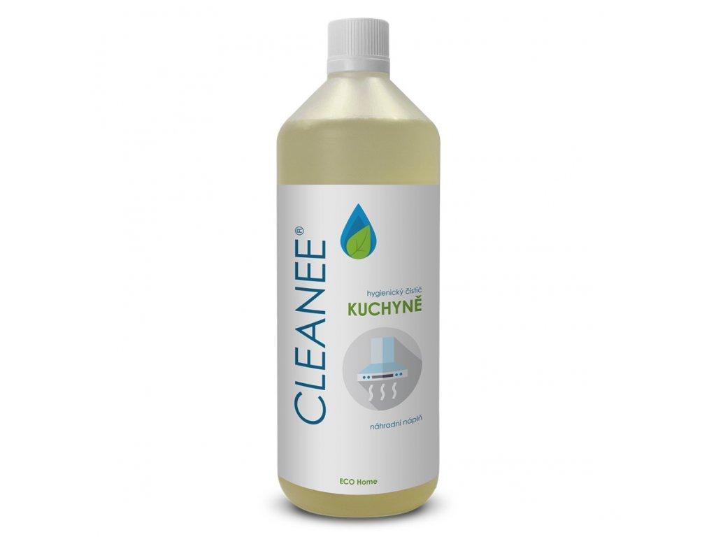 cleanee eco hygienicky cistic na kuchyne nahradni napln 1 l