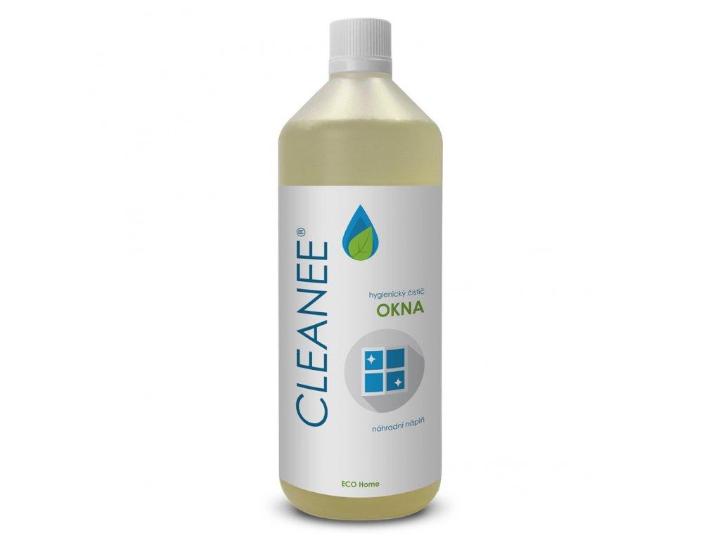 cleanee eco home hygienicky cistic na okna nahradni napln 1 l