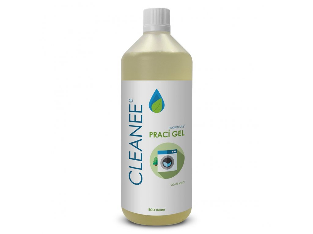 cleanee eco hygienicky praci gel vune lesa 1l