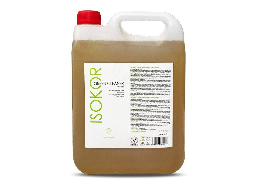 isokor green cleaner original 5000 ml koncentrat