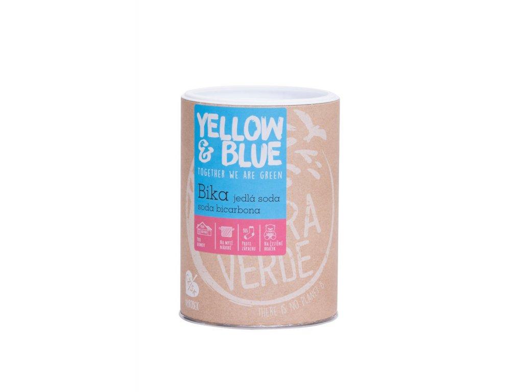 Tierra Verde – Bika – jedlá soda (Yellow & Blue), 1 kg