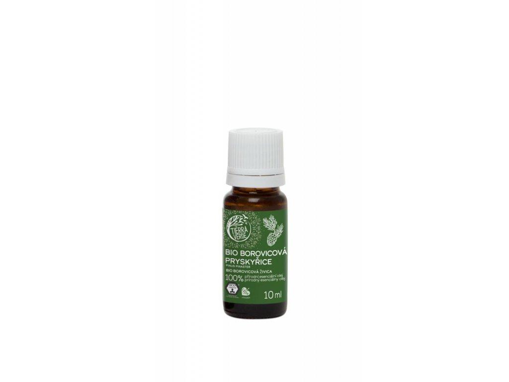 Tierra Verde – Esenciální olej BIO Borovicová pryskyřice, 10 ml