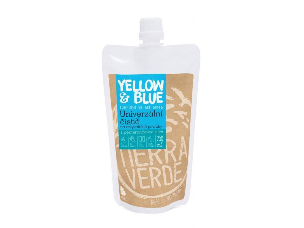 Tierra Verde – Univerzální čistič (Yellow & Blue), 250 ml