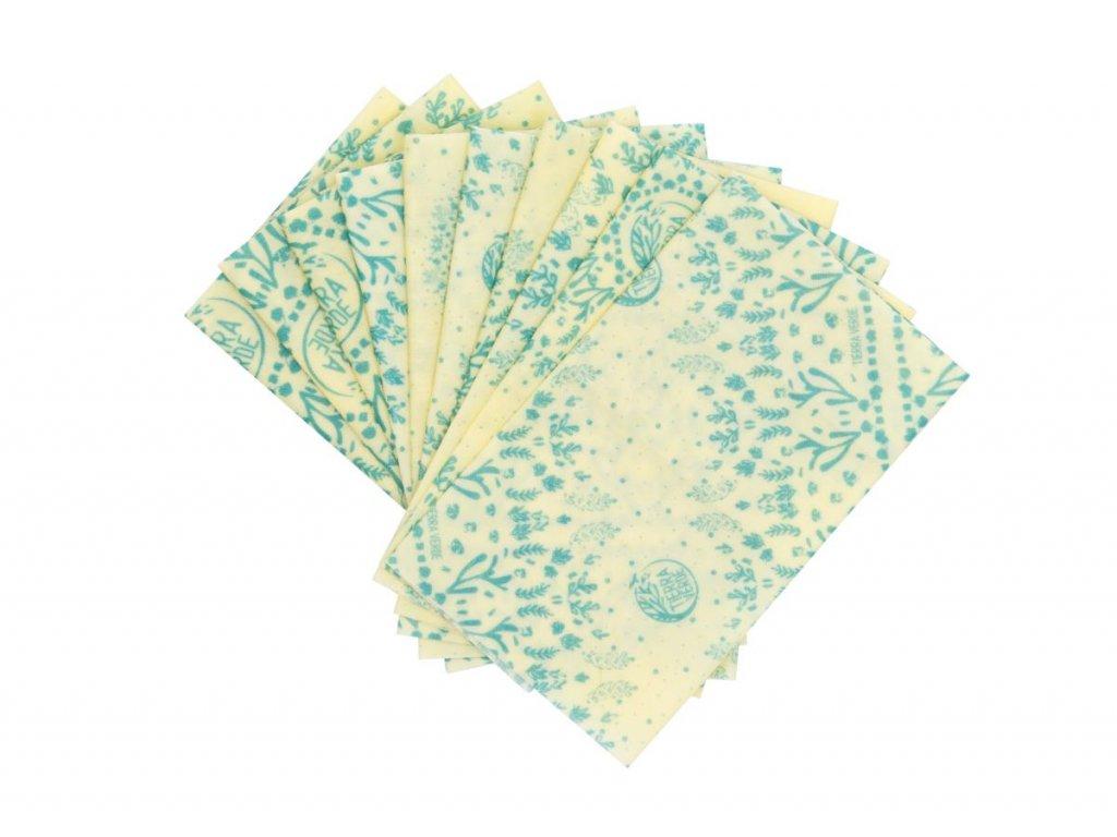 Tierra Verde – Voskovaný ubrousek S – bezobal 10 ks, 1 bal