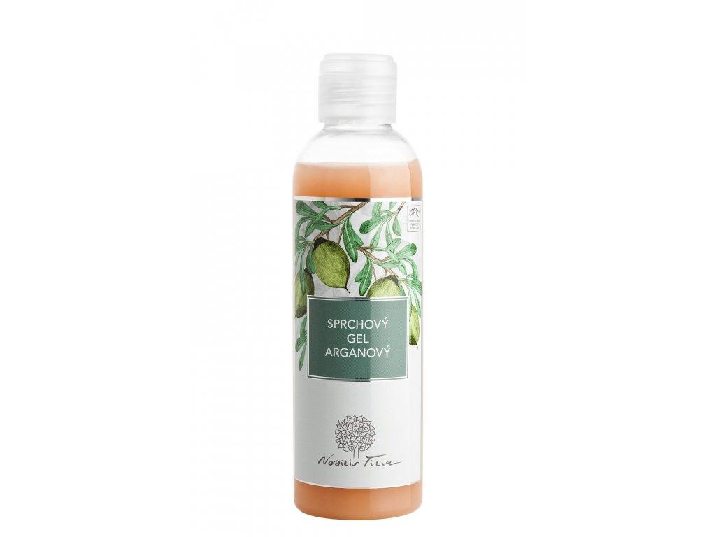 n0818i sprchovy gel arganovy 200 ml CjuE