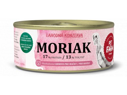 pff SK wetfood 100 moriak cat