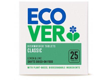 ECOVER tablety do myčky 25ks classic, 500g