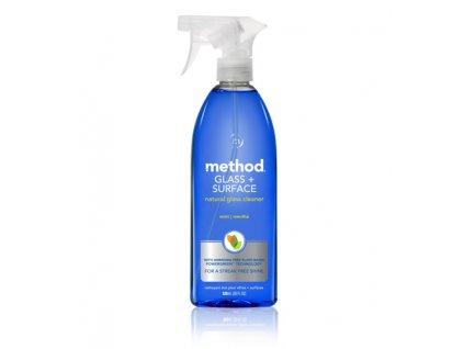 METHOD čistič na skleněné povrchy, sprej 830ml