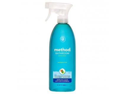 METHOD čistič koupelen sprej, 830ml