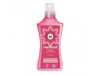 METHOD aviváž na praní 1,5l, 45PD, pink freesia