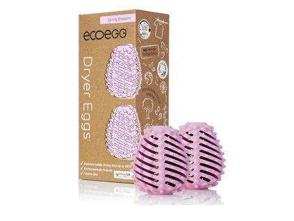 Ecoegg vajíčka do sušičky prádla jarní květy