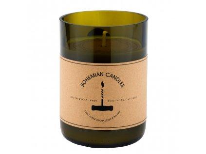 141 prirodni vonna svicka sojova aromka sklenice od vina 290 ml champagne