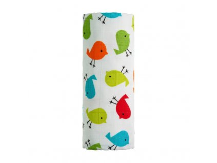 BIO Bambusová osuška, birds / ptáčci
