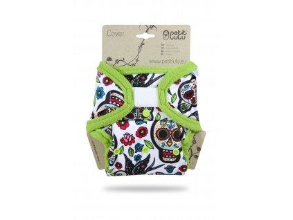mexicke lebky na bile svrchni kalhotky sz