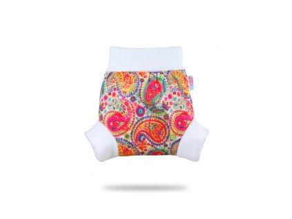 barevny orient pull up svrchni kalhotky l