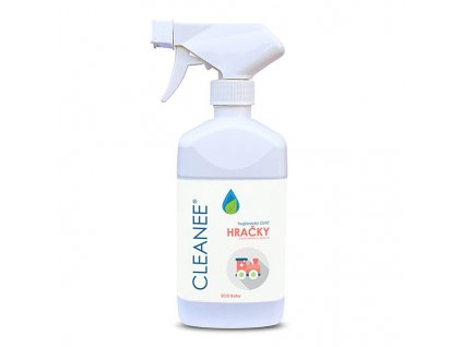 cleanee eco baby hygienicky cistic na hracky 500 ml