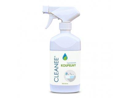 cleanee eco hygienicky cistic na koupelny 500 ml