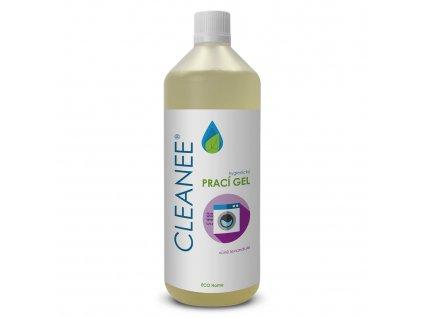 cleanee eco hygienicky praci gel vune levandule 1l