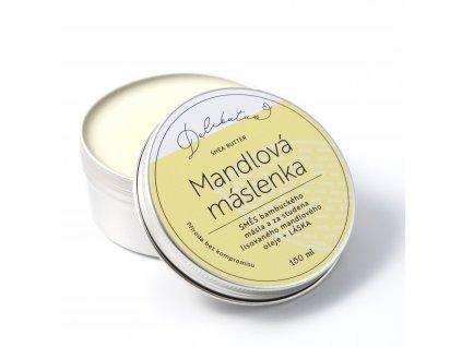 Mandlová máslenka