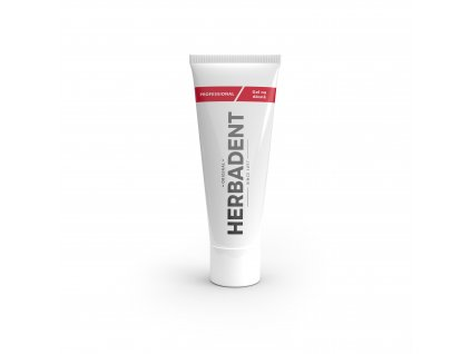 Herbadent Professional gel na dásně s Chlorhexidinem 0,15% 25 g