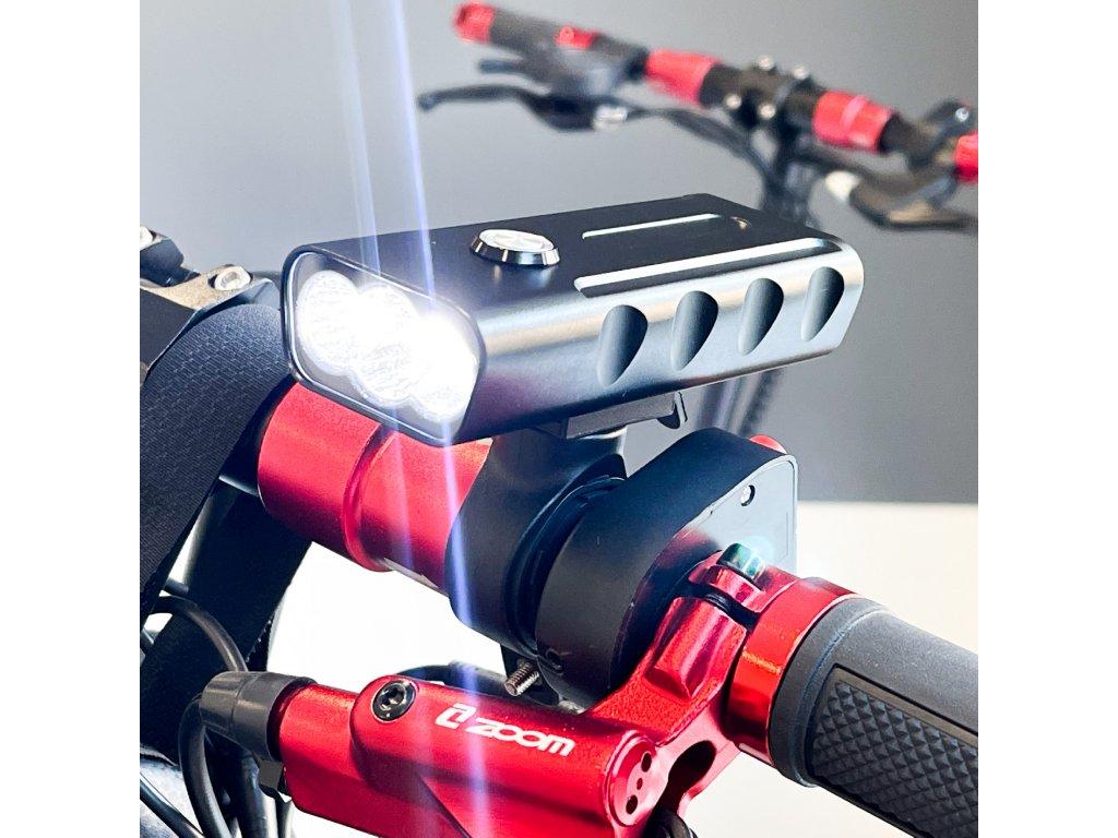 Multifunkční světlo USB