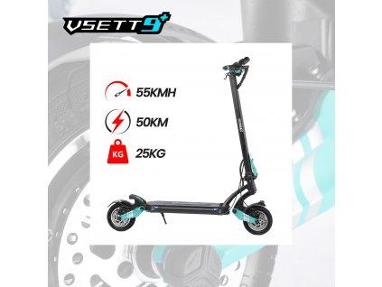 SET21 Vsett 9+