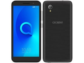Alcatel 1 2019 Metallic Black (5033F)