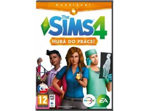 HRA PC The Sims 4: Hurá do práce