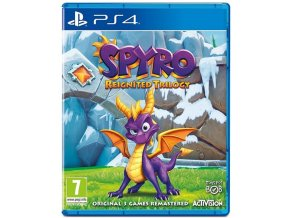 HRA PS4 Spyro Trilogy Reignited