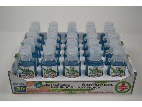 Power Air antimikrobiální gel 50ml /25ks