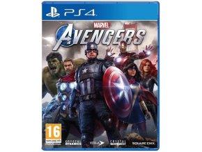 HRA PS4 Marvel's Avengers