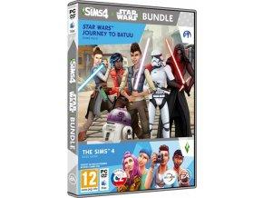Hra The Sims 4 Bundle hra+Star Wars