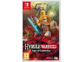 HRA SWITCH Hyrule Warriors: Age of Cala.