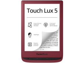 PocketBook 628 Touch Lux 5 Red