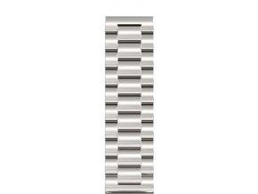 ALI řemínek kov. 22mm, stříbrný 22AW0008